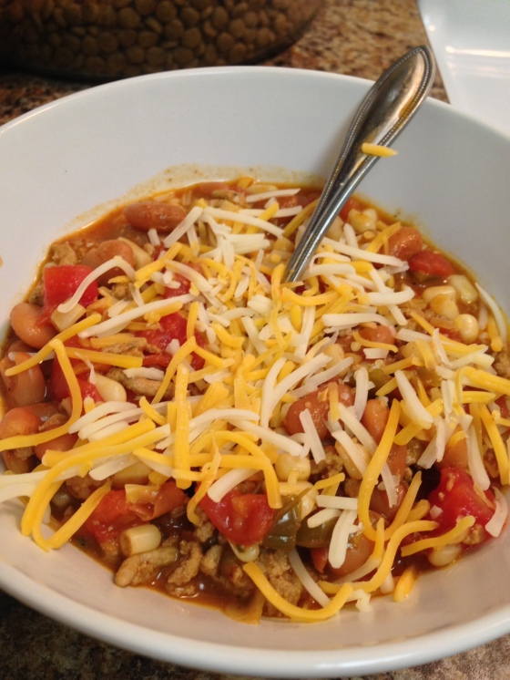 taco soup done