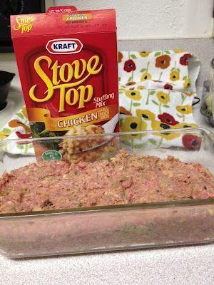 stovetop meatloaf