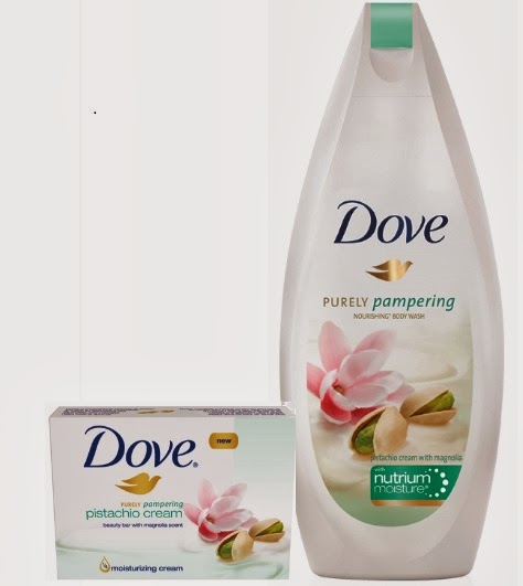 Dove Purely Pampering Pistachio Cream