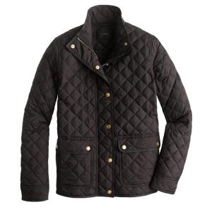 jcrew quilted puffer jacket
