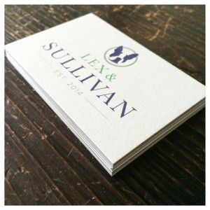 lex and sullivan card